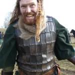 Holme som norrman