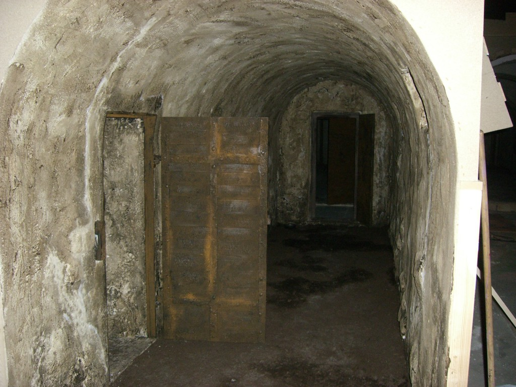 Carcer - fängelsehålan i Gudhem.