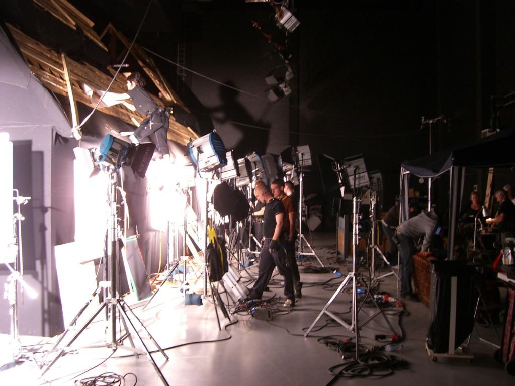 Film i Väst studios.