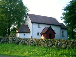 Eriksbergs gamla kyrka, Herrljunga
